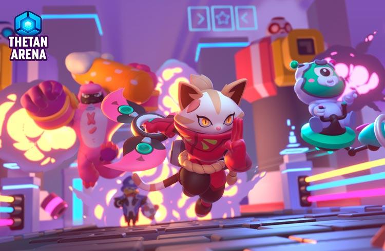 Thetan Arena: o que se sabe sobre o novo jogo play-to-earn?