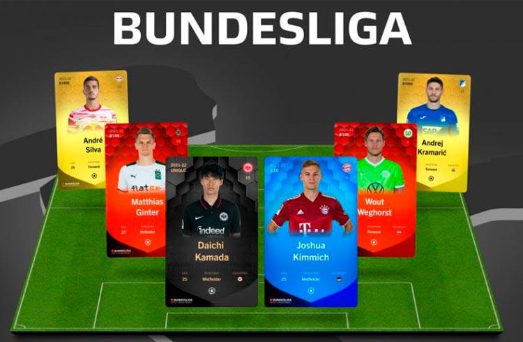 Bundesliga fecha parceria com Sorare para Fantasy Football Game
