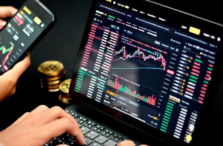 Coluna do TradingView: Altcoins operam em alta nessa quarta-feira.