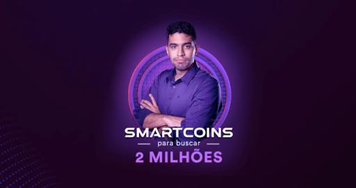 Campanha Smartcoins para Buscar 2 Milhões. Fonte: Divulgação/Empiricus