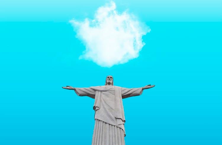 Maior cartão postal do Brasil, o Cristo Redentor, terá uma criptomoeda propria