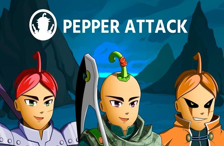 Pepper Attack anuncia lançamento de NFT