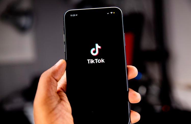 TikTok lança sua primeira coleção de NFTs