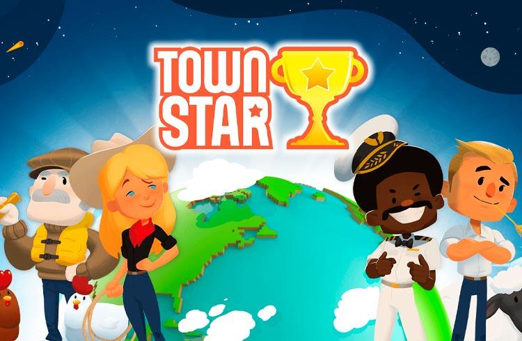 Town Star lança temporada gratuita e primeiro NFT do token nativo